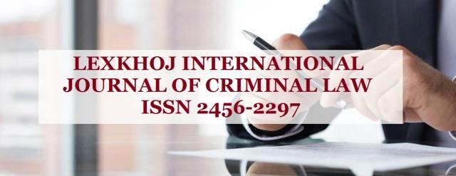 criminal law journal