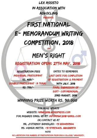 Men's Right Poster